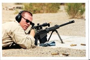 50 cal sniper training
