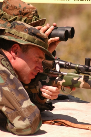 GPS Defense Sniper Training TPD